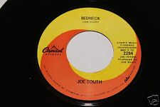 Joe South Redneck b/w Dont Throw Your Love To The 45 From Publishing Co Vault NM