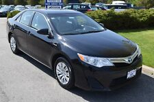 Toyota: Camry 4dr Sdn LE