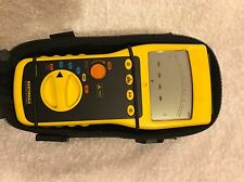 Martindale - Insulation - Continuity Tester and locking kit with Fluke volt test
