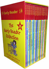 Horrid Henry and Others Early Reader Collection 20 Books Set Illustrated Stories