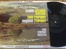ORYX 1900 Contemporary Music from New Zealand - Lilburn / Farquhar