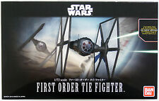 Bandai Star Wars First Order Tie Fighter 1/72 scale kit 032182