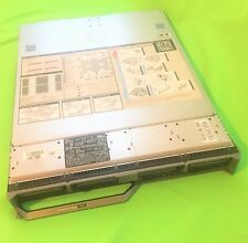 Dell PowerEdge M820 Bare Bones Blade Server w/ 4x Heatsinks for E5-4600/4600v2