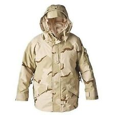 NEW US MILITARY PARKA, COLD WEATHER, DESERT CAMOUFLAGE, X-LARGE REGULAR