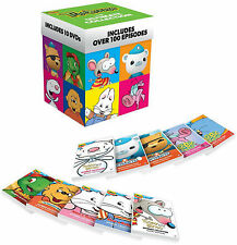 Treehouse Ultimate Collection Toopy Binoo Max Ruby Octonauts Gift DVD Set | NEW