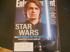 Star Wars: Revenge of the Sith, Simon Cowell -Entertainment Weekly Magazine 2005