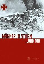 Erich Konrad Lundt: Männer in Sturm und Tod / Monte Cassino / Eliteeinheiten