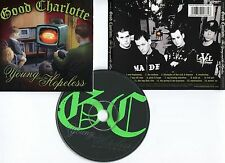 """GOOD CHARLOTTE """"The young and the hopeless"""" (CD) 2002"""