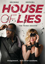 House of Lies: Season Three (DVD, 2015, 2-Disc Set)