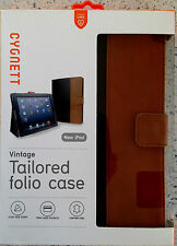 CYGNETT Vintage Tailored Folio Case for iPad 2