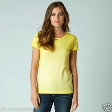 $32 Fox Racing Women's Backbiter Short-Sleeve T-Shirt – Yellow Fade sz L