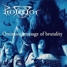 PROTECTOR-ominous message of Brutality CD