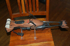 "Speeder Bike for 12"" Figures-Hasbro-1/6 Scale-Star Wars Customize Side Show"