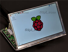 Raspberry Pi 7 inch 1024*600 LCD Display Screen & Driver Board + Acrylic Bracket