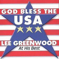 God Bless the USA: At His Best by Lee Greenwood (CD, Aug-2002, King)
