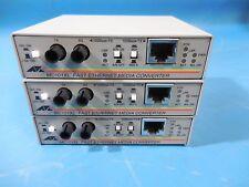 Allied Telesyn MC101XL Fast Ethernet Media Converter 100BaseTX to 100BaseFX