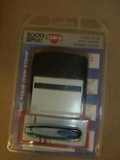 Make Your Own Instant Rubber Stamp, 2000 Plus Cosco