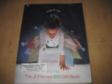 Vintage JC Penney Christmas 2000 Catalog Big Gift Wish Book
