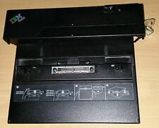 IBM THINKPAD X23 X24 X30 Replicatore Di Porte Docking Station 2878 + 2 chiavi, No PSU