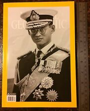 National Geographic Thailand Issue,King Bhumibol, December 2016, Sold Out.