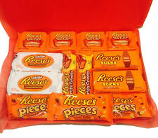Reese's American Candy Chocolate Peanut Butter Cups Hamper Birthday gift L