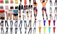 Wholesale Lot 40 Pcs WOMEN Mixed Jeans Legging Pants Shorts Skirts Apparel S M L