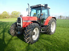 Massey Ferguson Tractor Workshop Manuals 6100 Series