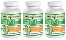Slimming Pills - Moringa Oleifera Leaf Extract 1200mg Weight Loss Supplement 3B