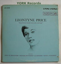 LSC-2506 - LEONTYNE PRICE - One Of The Most Beautiful Voices ... - Ex LP Record