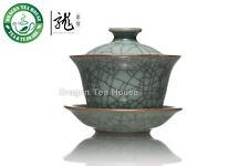 Long Quan Ge Yao Ice vene Celadon Gaiwan 100ml 3.38 oz