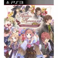 Atelier Rorona Plus The Alchemist Of Arland PS3 Game Brand New