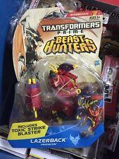 Transformers Beast Hunters Laserback MISB r66