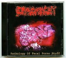 CD metal CORPSOPHAGIST : Pathology of fecal porno stuff