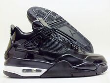 "NIKE JORDAN 11LAB4 IV ""SPACE JAM"" BLACK/WHITE PATENT SIZE MEN'S 13 [719864-010]"