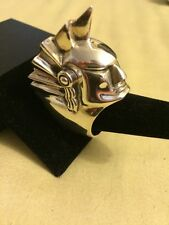 King Baby Mohican Chief Ring
