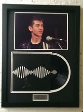 Alex Turner Signed LP Artic Monkeys Genuine Signature AFTAL COA (A)