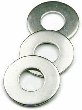 Stainless Steel Flat Washer Series 816, 7/16 ID x .921 OD, Qty 25