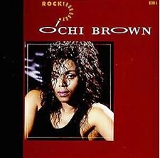 "12"" - O'Chi Brown - Rock Your Baby (DISCO) NUEVO - NEW, STOCK STORE"