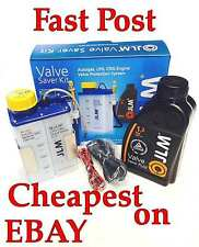 JLM Valve Saver KIT + 0.5 L of FREE Fluid can be used with Flashlube icV V lube