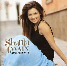 Greatest Hits - Shania Twain (2004, CD NIEUW)