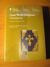 The Great Course - Great World Religions Christianity (NEW) 2DVD 12 Lessons