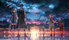 367 Sword Art Online PLAYMAT CUSTOM PLAY MAT ANIME PLAYMAT FREE SHIPPING