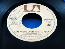 NESSEL ROAD - Somewhere Over The Rainbow / I Don't Cry Anymore - 1976 DISCO