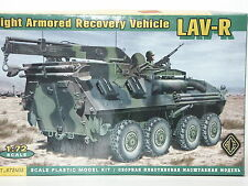 1/72 ACE LAV-R Recovery Vehicle