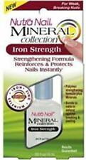 2 Nutra Nail Mineral Collection Iron Strength ~ .45 Fl. Oz./13 Ml ~