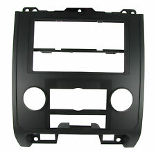 CT23FD11 Ford Mercury 2007 on Double Din Car Stereo Fitting Kit Facia  BLACK