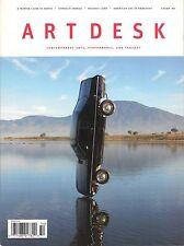 ART DESK Issue 04 Summer 2015 Class in Dance Austin Hartel MFA Gonzalo Lebrija