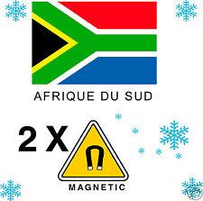 2X Fridge MAGNET Frigo AIMANT Magnétique AFRIQUE DU SUD