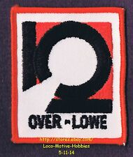 LMH PATCH Badge  OVER-LOWE  Generator Power MOBILE FLOOD LIGHTS  OL Over Lowe