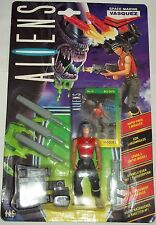 ALIENS vs Predator 1992 VASQUEZ moc UK exclusive MIP MOSC 1993 hasbro kenner